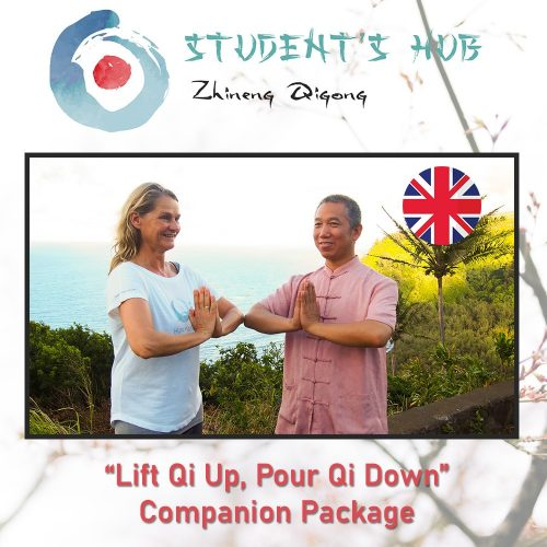 """Lift Qi Up, Pour Qi Down"" Companion Package"
