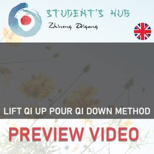 Lift Qi Up Pour Qi Down Method - Exercise Video ONLY