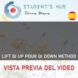 Lift Qi Up Pour Qi Down Method - Solo Método