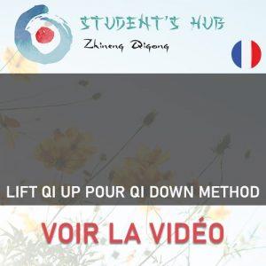 Lift Qi Up Pour Qi Down Method - Méthode Uniquement