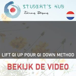 Lift Qi Up Pour Qi Down Method - Alleen Methode