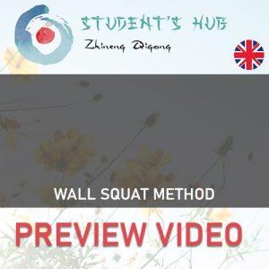Wall Squat Method