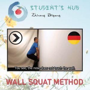 Wall Squat Method (German)
