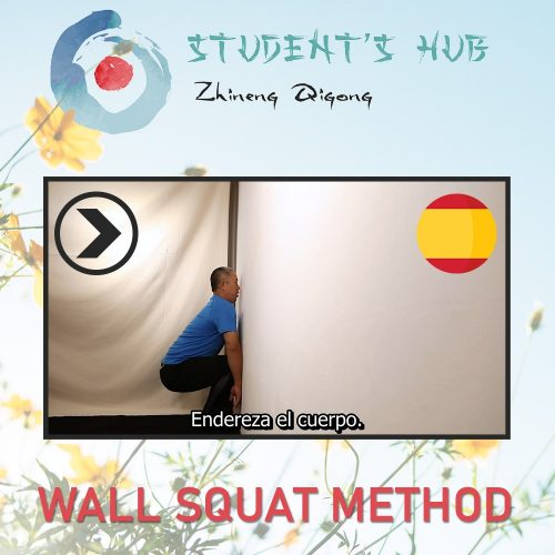 Wall Squat Method (Spanish)