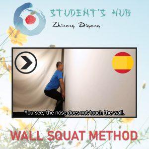 Wall Squat Method (Spanish)